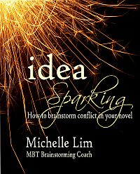 Idea Sparking by Michelle Lim Here